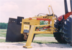 Model M50E - Tractor Mounted Stump Grinder
