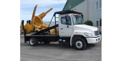Model 48, 55 and 60 - Truck-Mounted Straight-Blade Transplanting Spades