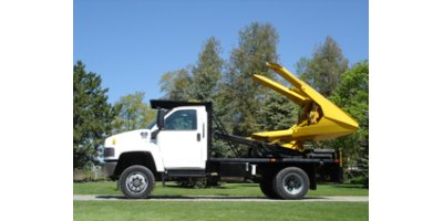 Dutchman - Model 50 - Truck-Mounted Straight-Blade Tree Transplanting Spades