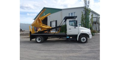 Dutchman - Model 55 - Truck-Mounted Straight-Blade Transplanting Spades