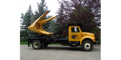 Dutchman - Model 60 - Truck-Mounted Straight-Blade Transplanting Spades