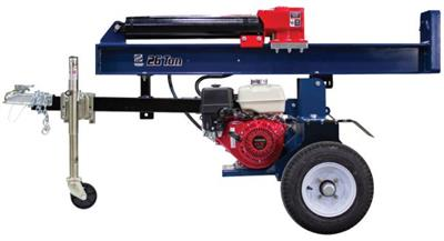 Model BHVH2616GXT - 26 Ton (With Torsion Axle) - Vertical / Horizontal Log Splitter