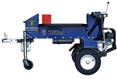 Model BH2W2015GX - 20 Ton - Horizontal Two-Way Log Splitter