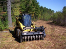 Skid Steer Mower