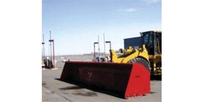 Kenco - Wheel Loader Snow Plows, Blades And Pushers