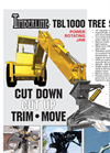 Timberline - Model TBL 1000 - Tree Shears  Brochure
