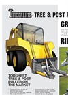 Tree & Post Puller Grapple Brochure