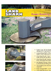 Land Shark - Model 90 - Tree Saw Attachment for Skid Steers Brochure