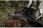 Tree & Post Puller Grapple