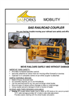 SAS - Railroad Coupler Brochure