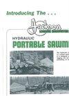 Lumber Harvester Portable Sawmills Brochure