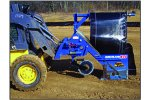 SideTool - Silt Fence Installer for the Skid Steer and Tractor