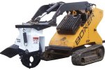 Eterra - Model Stumper ES-22L-MINI - Skid Steer Stump Grinder