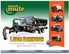 Mulch Mule Product Comparison Datasheet