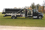 Mulch Mule - Model ME1508 - Trailer Mounted
