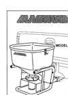 Magnum - Model 31005 - Tailgate Spreaders Manual