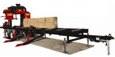 TimberKing - Model 2200 - Sawmill