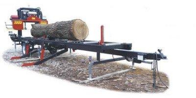 TimberKing - Model 2000 - Sawmill