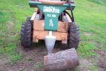 Model H.F. 100 - Hands Free Log Splitter