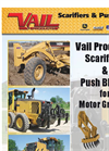Vail - Scarifiers for Motorgraders - Brochure