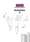 Vail - Backup Rippers for Backhoes, Loaders & Dozer Brochure