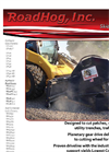 Skidsteer Road Saw Brochure