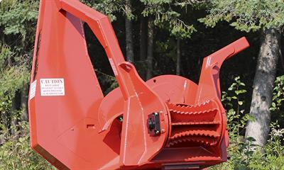 Model PT-620 - Pull Trough Delimber