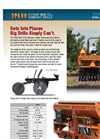 Land Pride - 3P600 - 3-Point Min-Till Drill Brochure
