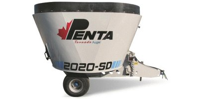 Penta - Model 2020 SD - Low Pro Trailer Front Door