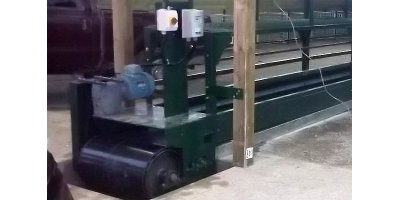 Goat & Sheep Bunk Feeder Conveyor