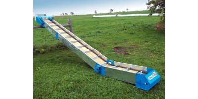Model 12 - Galvanized Conveyors