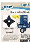 Patz - Model 9427 - Choppers Brochure