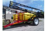 Precision - Model 1000 Gallon - Single Axle Trailer Sprayer