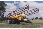 Model 1600 Gallon - Tandem Slim Line Axle
