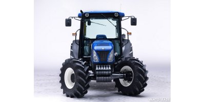 New Holland - Model T4000 - Deluxe & Super Steer