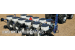 Kinze - Model 3000 Series,  Cab - 3040 - Pull Type Planter
