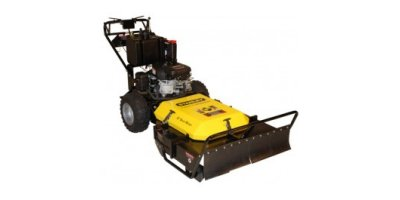 STANLEY - Model 36in - Commercial Duty Hydro Walk Behind Brush Mower