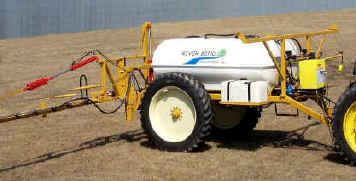Model 1000 - 2000 - Pull Type Gallon Sprayers