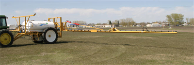 Model All Crop III - Pull Type Sprayer