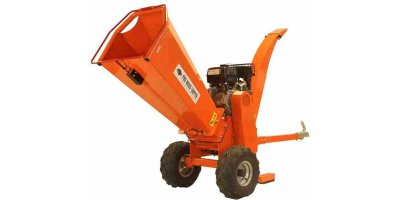 Forest Master - Model FM13WC 13HP - Petrol Wood Chipper & Shredder