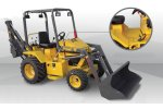 Terramite - Model T5C - Compact Tractor Loader Backhoe
