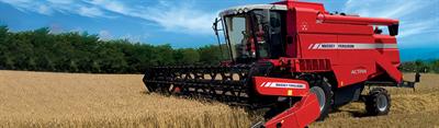 MF ACTIVA - Model 176-209 HP - Combine Harvesters