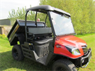 Kioti - Model Mechron 2200/2210 - Mechron Utility Vehicle