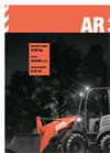 Model AR 30 - Wheel Loaders Brochure