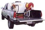 Model 240 US Gallon - Skid Mounted Lower Height Tree Sprayer