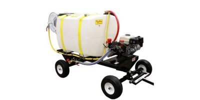 Model 100 Gallon  - 4 Wheel Utility Sprayer