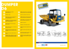 Carmix - Model D6 - 4×4 Dumper Mixer - Brochure
