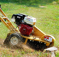 Rayco - Model RG 13ii - Stump Grinder