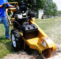 Rayco - Model RG 25HD - Stump Grinder