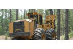 Tigercat - Model 718E - Drive to Tree Feller Bunchers